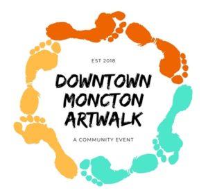 Downtown Moncton Art Walk